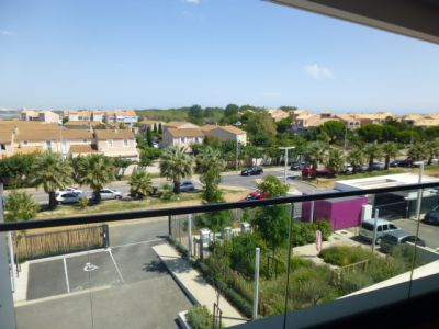 EXCLUSIVITE AG AZUR T2 - GARAGE ET PLACE DE PARKING
